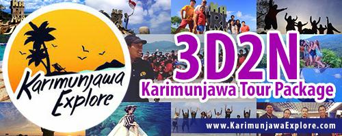 3 Days 2 Nights Karimunjawa National Park Tour Package Start Jepara Karimunjawaexplore Com